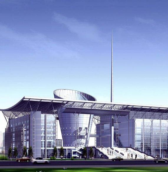 展馆会展中心无线对讲系统工程案例